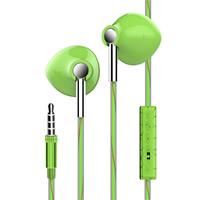 Kopfhörer, TPE, mit Zinklegierung, plattiert, Für 3.5mm Computerschnittstellengerät & für android Handy & für iPhone SAMSUNG, keine, verkauft von Strang