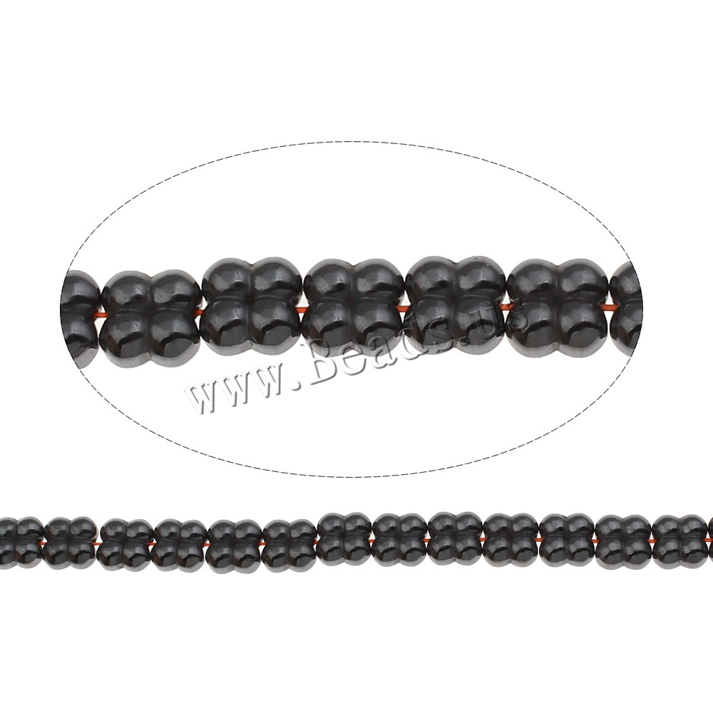 Buy Non Magnetic Hematite Beads 7x3.5mm Hole:Approx 1mm Approx 57PCs/Strand Sold Per Approx 15.5 Inch Strand