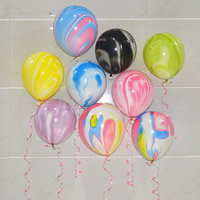 Ballone, LatexMilchsaft, keine, 12lnch, ca. 100PCs/Tasche, verkauft von Tasche