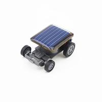 Kunststoff Wagen Spielzeug, Solar angetrieben & verschiedene Stile für Wahl, 3PC/Menge, verkauft von Menge