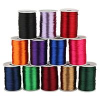 Nylonschnur, Nylon, mit Kunststoffspule, Zylinder, keine, 2mm, 100WerftenHof/PC, verkauft von PC