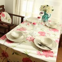 Tischdecke, Baumwolle, verschiedene Größen vorhanden & verschiedene Muster für Wahl, verkauft von PC