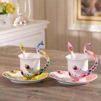 Porzellan, Löffel & Teetasse, Phönix, keine, 115x140mm, 170x125mm, 143mm, verkauft von setzen