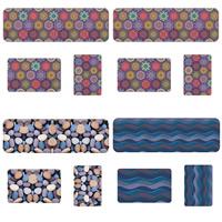 Polyester Rechteck, verschiedene Größen vorhanden & verschiedene Muster für Wahl, verkauft von PC