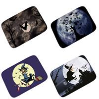 Polyester Rechteck, Halloween Schmuck & verschiedene Größen vorhanden & verschiedene Muster für Wahl, verkauft von PC