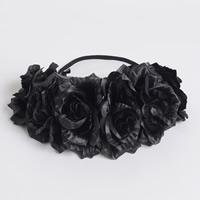 Braut Haar Blumen, Stoff, für Braut, keine, 190-280mm, verkauft von PC
