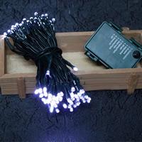 PVC Kunststoff LED-Weihnachtslicht, Weihnachtsschmuck, 102cm, verkauft von Strang