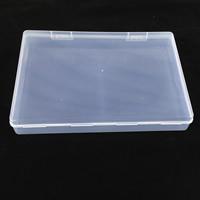 Schmuck Nagelkasten, Kunststoff, Rechteck, 223x160x33mm, verkauft von Box