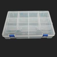 Schmuck Nagelkasten, Kunststoff, Rechteck, 300x200x62mm, verkauft von Box
