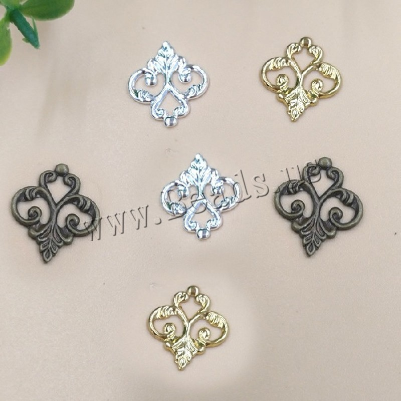 Buy Brass Cabochon Settings plated colors choice nickel lead & cadmium free 15x13mm 100PCs/Bag Sold Bag