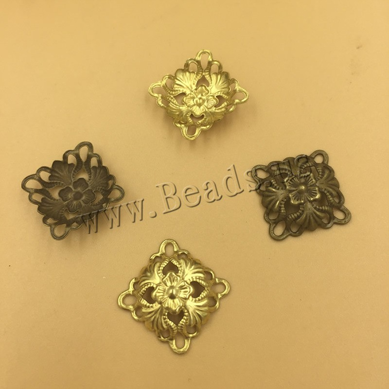 Buy Brass Cabochon Settings plated colors choice nickel lead & cadmium free 14mm 100PCs/Bag Sold Bag