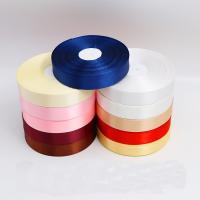 Mode Schnur Schmuck, Satinband, keine, 25mm, ca. 91m/PC, verkauft von PC
