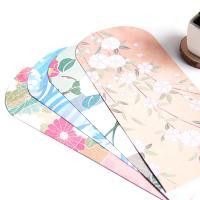 Offsetpapier Umschlag, gemischte Farben, 218x110mm, 10PCs/PC, verkauft von PC