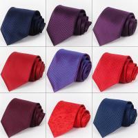 Krawatten, Polyester, Pfeilspitze, Jacquard, verschiedene Muster für Wahl & für den Menschen, 805x1450mm, verkauft von Strang