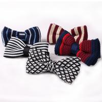 Krawatte, Polyester, Jacquard, verschiedene Muster für Wahl & für den Menschen, 50x110mm, verkauft von PC