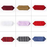 Krawatten, Polyester, Pfeilspitze, Jacquard, verschiedene Muster für Wahl & mit Blumenmuster & für den Menschen, 155x1170mm, verkauft von Strang