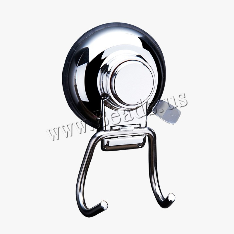 Buy Stainless Steel Wall Sucker ABS Plastic adhesive original color 55x55mm 110mm Sold Lot