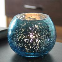 Kerzenhalter, Glas, keine, 65x83mm, 11mm, verkauft von PC