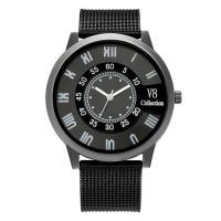 V8® Uhr, Silikon, mit Glas & Edelstahl, plattiert, für den Menschen, keine, 40.5x12mm, Länge:ca. 9 ZollInch, verkauft von PC