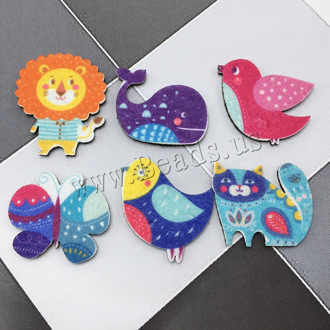 Buy Hair Accessories DIY Findings Non-woven Fabrics children & different styles choice 5 Sold Lot