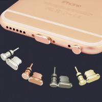 Zinklegierung Kopfhörer Dust Cap Jack Plug Ergebnisse, verschiedene Stile für Wahl, keine, verkauft von PC