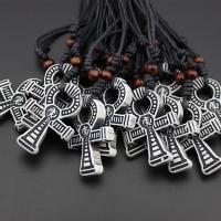 Harz Anhänger, Koptisches Kreuz, unisex, keine, 30x44x7mm, verkauft von PC
