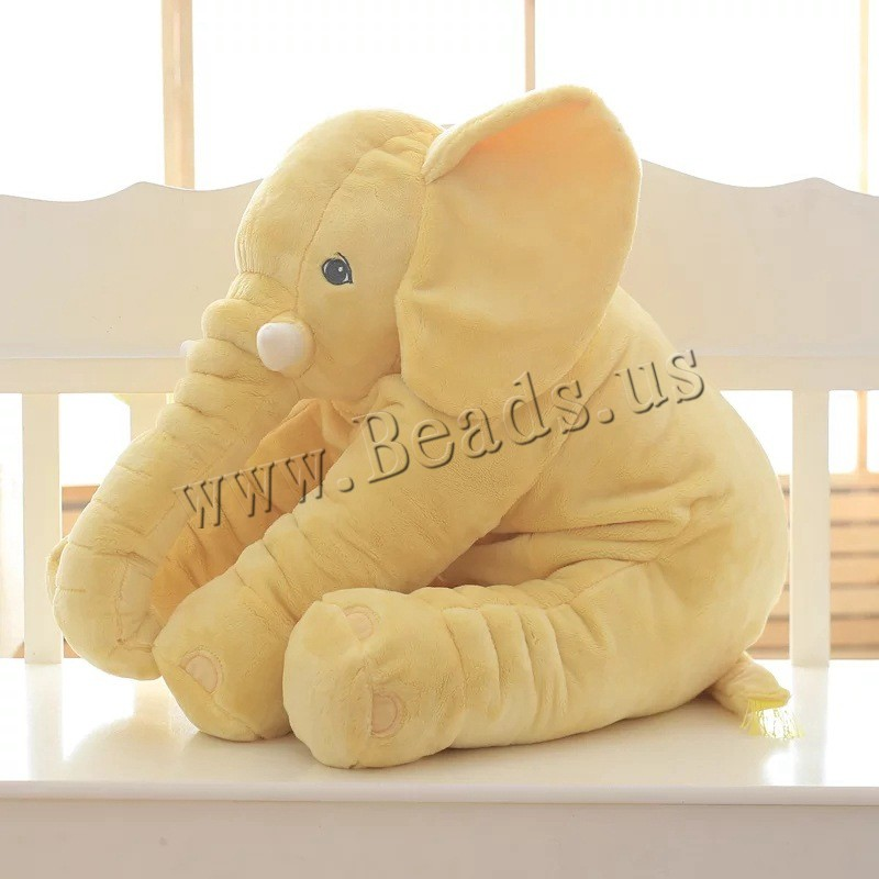 Buy Plush Toys PP Cotton Elephant colors choice 550mm Sold PC