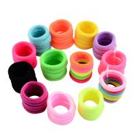 Haar Elastik, Baumwolle, für Kinder, keine, 30mm, 100PCs/Menge, verkauft von Menge