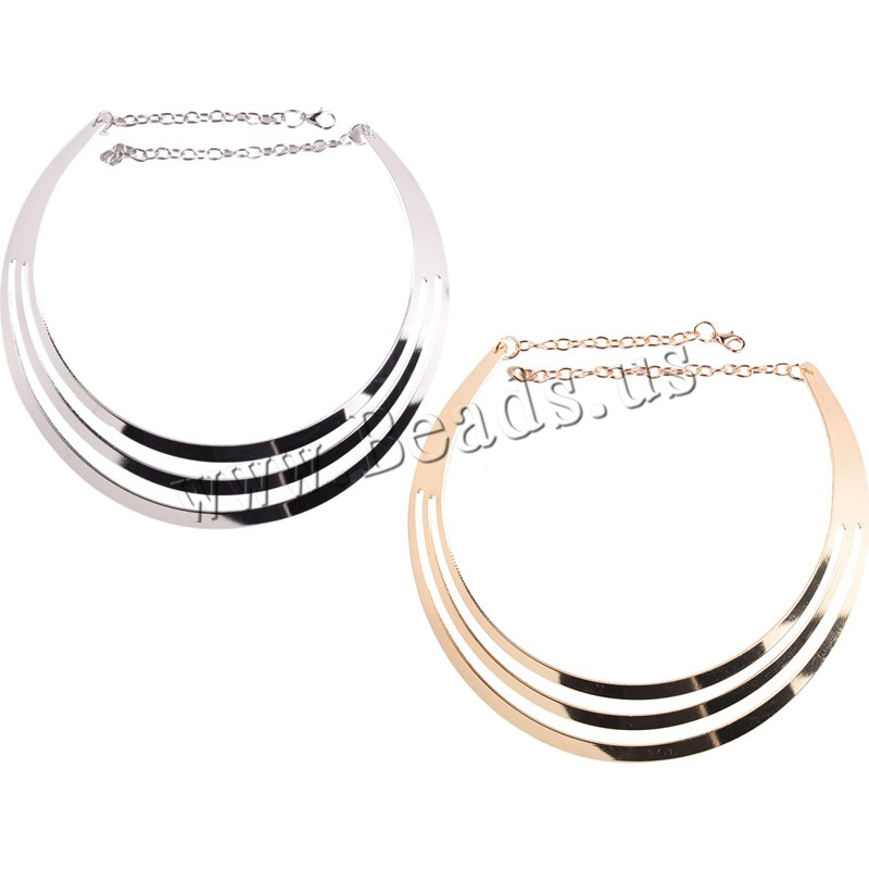 Buy Zinc Alloy Jewelry Necklace 3.9lnch extender chain plated woman colors choice nickel lead & cadmium free 35mm Sold Per Approx 17.7 Inch Strand