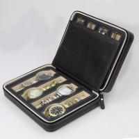Uhr Schmuckkasten, PU Leder, verschiedene Stile für Wahl, verkauft von PC