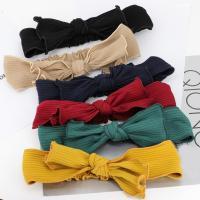 Stirnband, Caddice, Schleife, stricken, elastisch, keine, 70mm, verkauft von PC