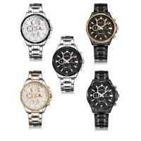 NAVIFORCE® Uhrenkollektion, Edelstahl, mit Glas & Zinklegierung, plattiert, für den Menschen, keine, 44.5x12mm, Länge:ca. 10 ZollInch, verkauft von PC