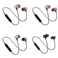 Aluminium Bluetooth-Kopfhörer, für android Handy & für iPhone SAMSUNG & mit Magnet, keine, verkauft von Strang