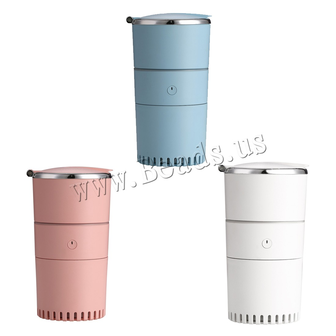 Buy Humidifiers & Accessories ABS Plastic Silicone 2-8hours' timing & less 1L & over-dry protection & USB interface & LED colors choice 73mm 80x140mm Sold PC
