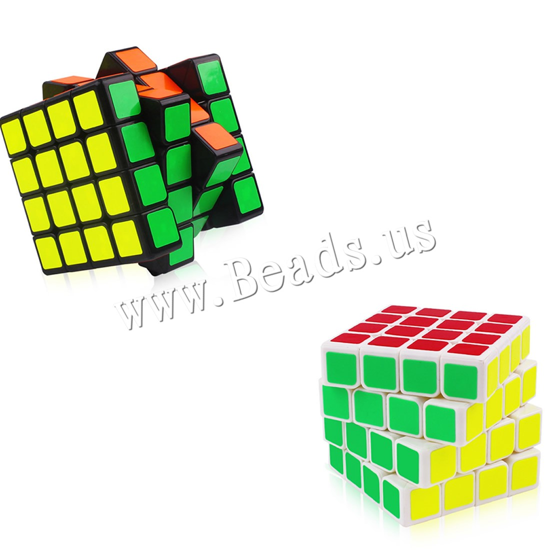 Magic Rubik Speed Puzzle Cubes Toys Plastic colors choice 60x60x60mm Sold PC