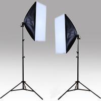 Zinklegierung Studio Light Set, Top- Lichtstativ & Licht-Box, Demontage und Montage, schwarz, 2000mm, verkauft von Menge