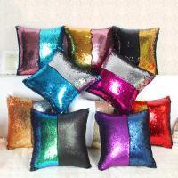 PP Baumwolle Kissen Decke, Quadrat, DIY & verschiedene Muster für Wahl & zweifarbig, 400x400mm, verkauft von PC