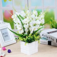 Kunststoff mit Seidenblume & Holz, keine, 320x430mm, verkauft von PC
