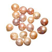 Kultivierte kernhaltige Süßwasserperlen, kultivierte Süßwasser kernhaltige Perlen, natürlich, Rosa, 8-9mm, Bohrung:ca. 0.8mm, verkauft von PC