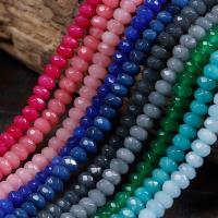 Jade Perlen, poliert, verschiedene Stile für Wahl, verkauft per ca. 15 ZollInch Strang