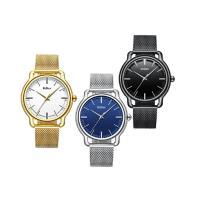 BIDEN® Uhrenkollektion, Edelstahl, mit Glas & Zinklegierung, plattiert, für den Menschen, keine, 40x12mm, Länge:ca. 9 ZollInch, verkauft von PC