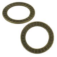 Zinklegierung Verbindungsring, Kreisring, antike Bronzefarbe plattiert, keine, frei von Nickel, Blei & Kadmium, 20x1.50mm, Bohrung:ca. 13mm, 200PCs/Tasche, verkauft von Tasche