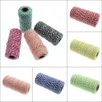 Baumwollschnur, Baumwolle, keine, 2mm, ca. 100m/Spule, verkauft von Spule