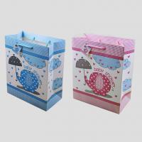 Papier Geschenk Tasche, keine, 260x140x310mm, 10PCs/Menge, verkauft von Menge