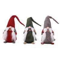 Stoff Weihnachtsmann, Weihnachtsschmuck, keine, 430x130mm, verkauft von PC