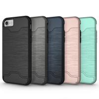 Handy-Fällen, TPU Kunststoff, mit PC Kunststoff, Rechteck, für iPhone SAMSUNG, keine, verkauft von PC