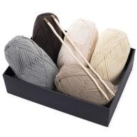Wollschnur, Wollmischung, elastisch, keine, 2mm, ca. 120m/PC, verkauft von PC