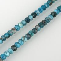 Apatite Perle, Trommel, verschiedene Größen vorhanden & facettierte, verkauft per ca. 15 ZollInch Strang