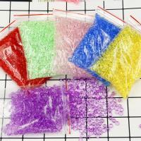 Kunststoffperlen, Kunststoff, handgefertigt, keine, 7mm, 400PCs/Tasche, verkauft von Tasche
