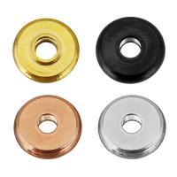 Edelstahl Verbindungsring, Kreisring, plattiert, verschiedene Größen vorhanden, keine, 100PCs/Tasche, verkauft von Tasche